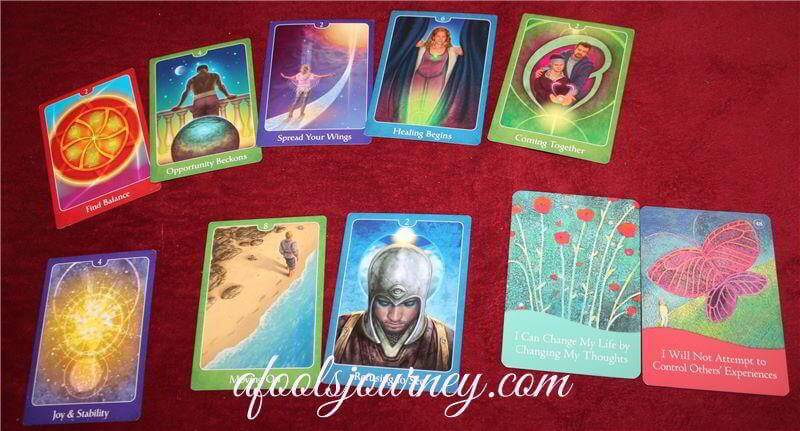 Weekly Tarot Dec 7 2015
