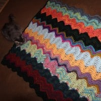 Moon Signs Blanket: A Little Woo in Crochet 14