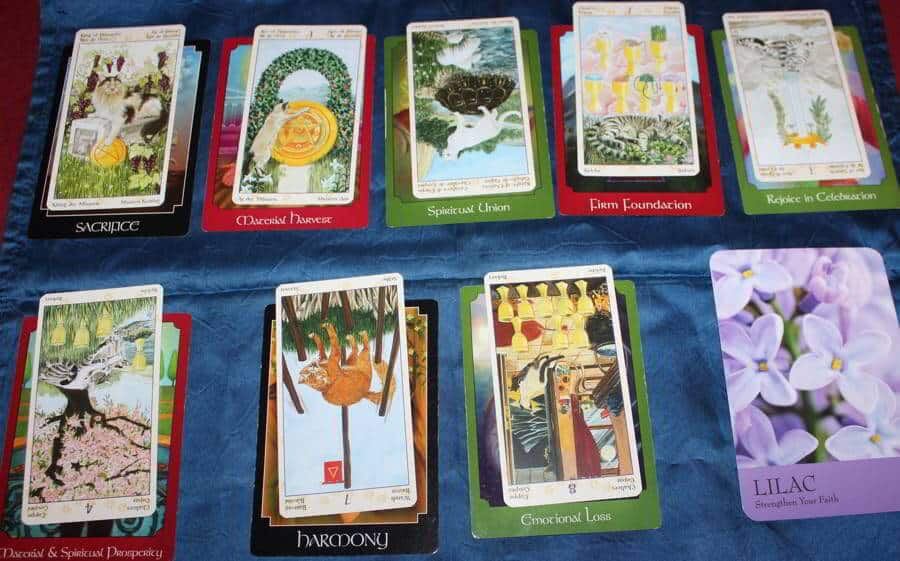 Tarot Forecast Apr 18 - 24 2016