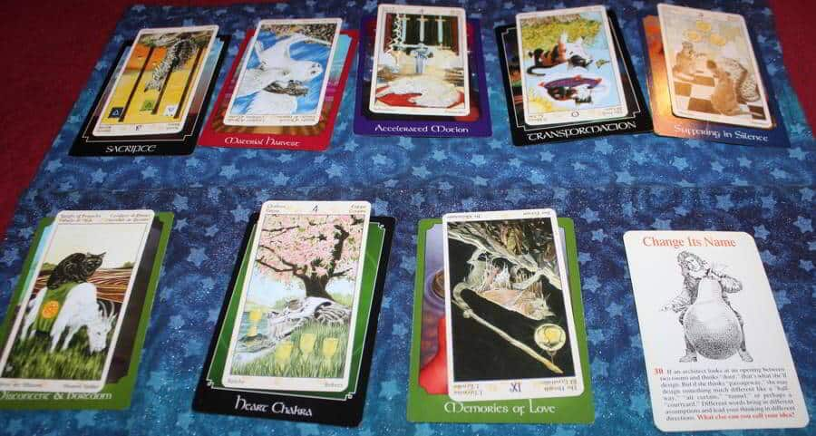 Tarot Forecast Apr 4 - 10 2016