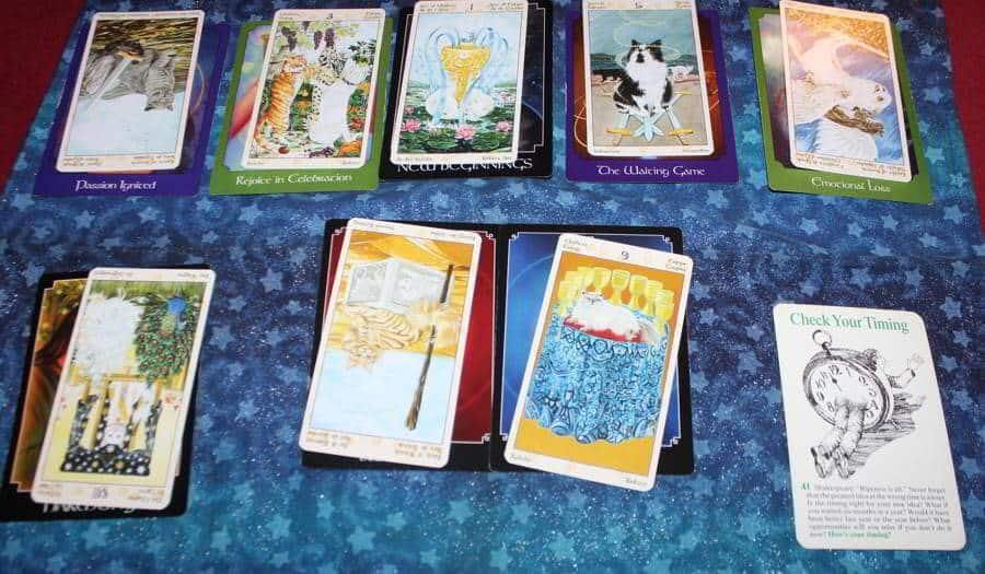 Tarot Forecast Mar 28 Apr 3 2016