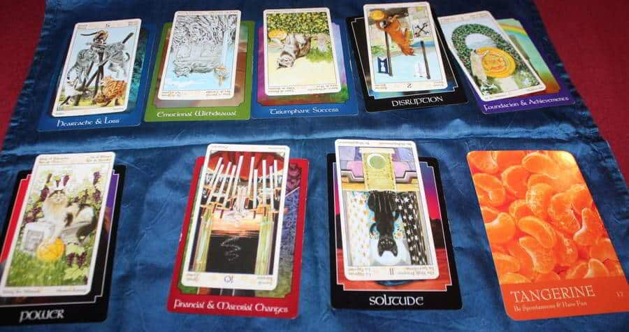 Tarot Forecast May 2 - 8 2016