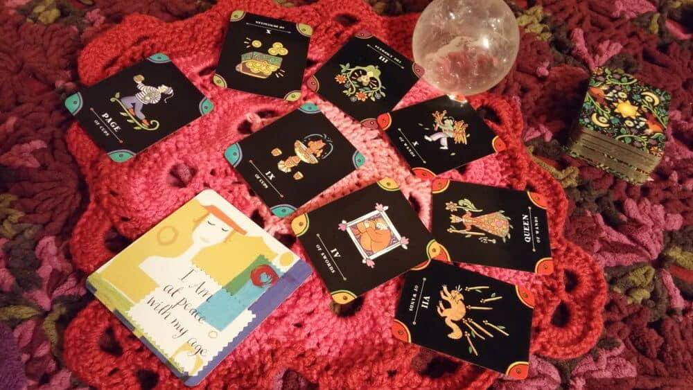 Tarot Forecast Halloween Week