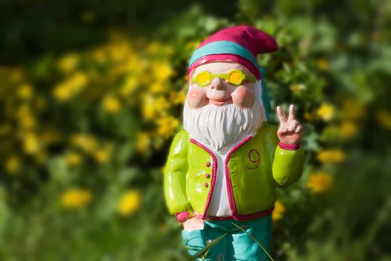 Peace Dwarf Gnome