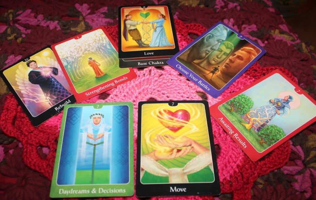 Icing on the Cake: Tarot Forecast, Jan 30 - Feb 4, 2017 6