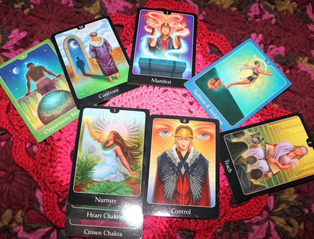 Steering with Feelings: Tarot Forecast, Jan 23 -29, 2017 4