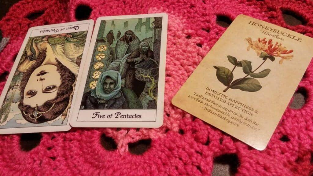 Queen of Pentacles Rx: Self-Care & Slack 6