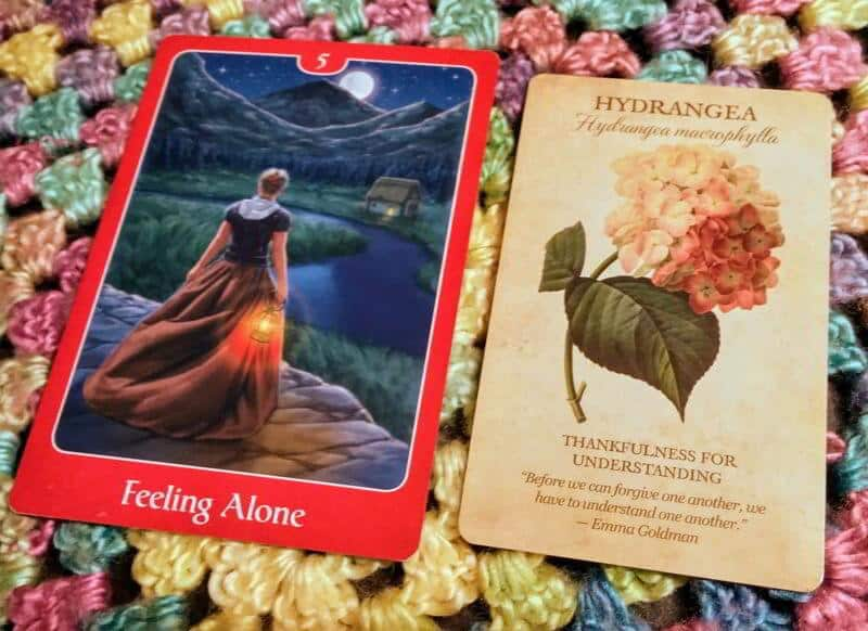 Make Connection: Five of Pentacles 1
