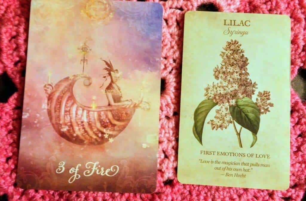 Three of Wands: Journey to the True You 3