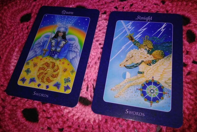 Queen of Swords: Focusing on What? 2
