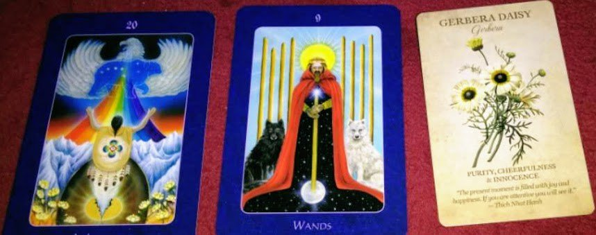 Judgement & Nine of Wands: Prepping for Fresh Starts 1