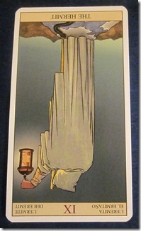 daily-tarot-forecast-hermit-inverted