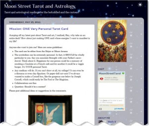 MarlyK's Tarot and Astrology Blog