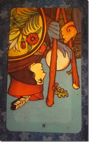 two-wands-reversed-tarot