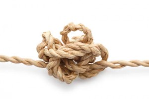 Whose Knot to Untangle? 2