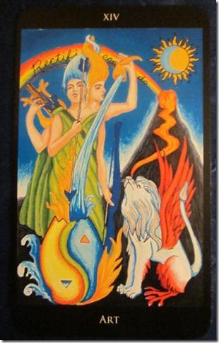 Temperence Tarot