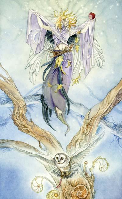 Shawdowscapes High Priestess
