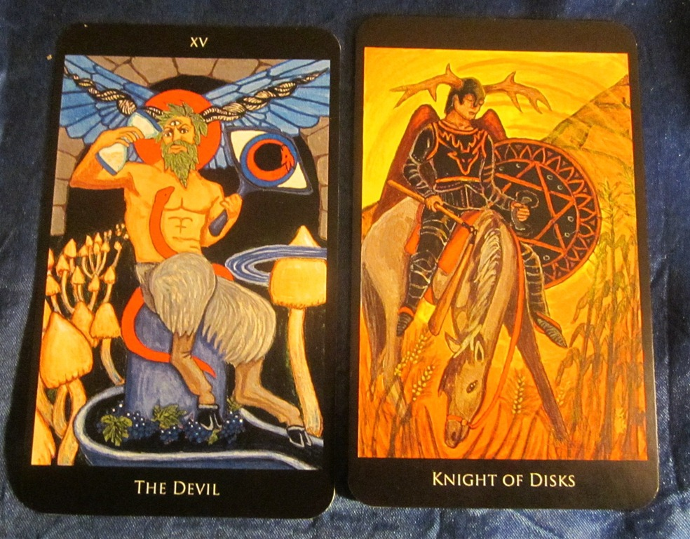 emperor and king of pentacles relationship