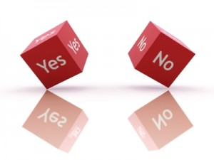 The Problem with Yes or No Divination 1