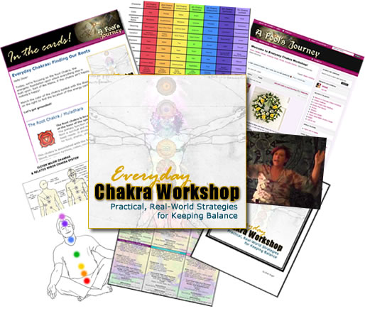 Everyday Charkas Workshop: 3 Weeks to a Healthier Life 1