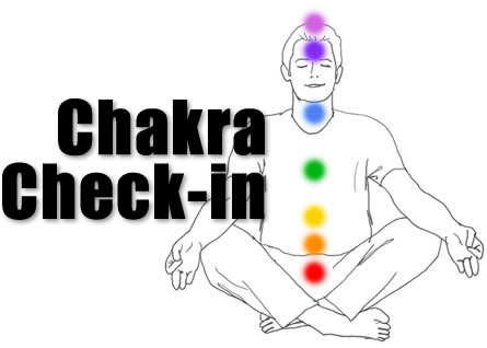 Chakra Check-in Tarot Reading