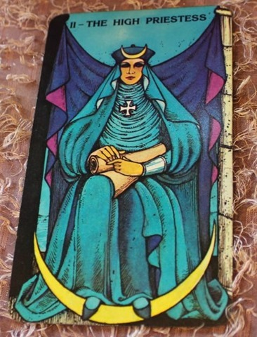 High Pristess Morgan Greer Tarot