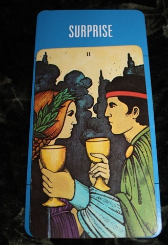 2 of Cups Surprise