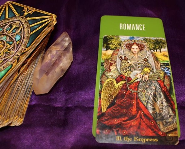Empress meaning Romance