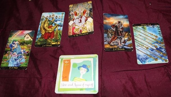 Weekly Tarot May 26 - 30