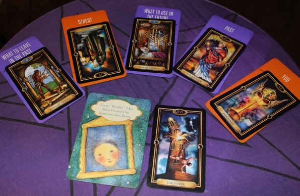 Weekly Tarot June9 - 13