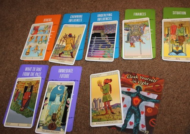 Tarot Forecast Sep 15 -21