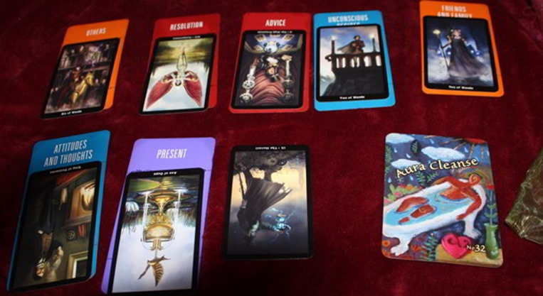 Weekly Tarot Sept 29 - Oct 5