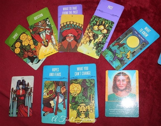 Tarot Flow Dec 1 - 7