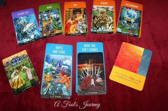 Weekly Tarot Forecast